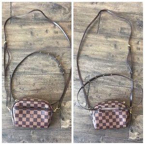 💯 Auth Louis Vuitton Ipanema crossbody (2 straps)